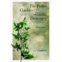 The Pocket Gaelic-English English-Gaelic Dictionary by Angus Watson, 9781841588087