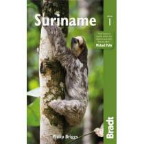 Suriname by Philip Briggs, 9781841629100
