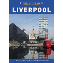 Liverpool City Guide by John McIlwain, 9781841655611