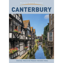 Canterbury City Guide by Pitkin, 9781841656359