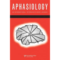 The Syllable and Beyond: New Evidence From Disordered Speech: A Special Issue of Aphasiology by Wolfram Ziegler, 9781841698625