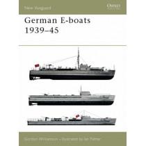 German E-boats 1939-45 by Gordon Williamson, 9781841764450