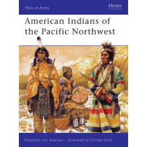 American Indians of the Pacific North West by Elizabeth von Aderkas, 9781841767413