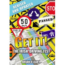 Get it: Irish Driving Test by Brian O'Leary, 9781842232408