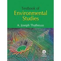 Textbook of Environmental Studies by A. J. Thatheyus, 9781842656525