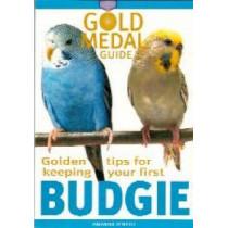 Budgie by Amanda O'Neill, 9781842860946