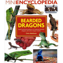 Mini Encyclopedia of Bearded Dragons by Christopher Mattison, 9781842862322