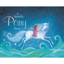 A sparkly pony story by Nicola Baxter, 9781843225454