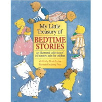 My Little Treasury of Bedtime Stories by Nicola Baxter, 9781843227298