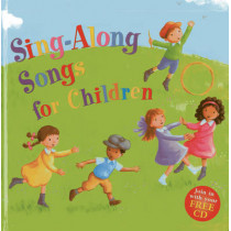 Sing-along Songs for Children: Join in with Your Free CD by Nicola Baxter, 9781843228929