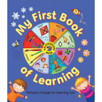Kaleidoscope Book: My First Book of Learning: Pictures Change for Learning Fun! by Nicola Baxter, 9781843229308