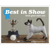 Best in Show: Knit Your Own Cat by Joanna Osborne, 9781843406624