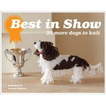 Best In Show: 25 more dogs to knit by Joanna Osborne, 9781843406648