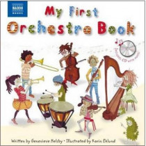 My First Orchestra Book by Genevieve Helsby, 9781843797708