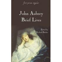 Brief Lives by John Aubrey, 9781843831129