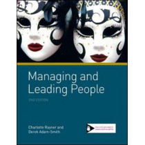 Managing and Leading People by Charlotte Rayner, 9781843982173