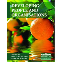 Developing People and Organisations by Jim Stewart, 9781843983132