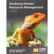 Studying Human Resource Management by Stephen Taylor, 9781843984153