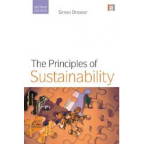 The Principles of Sustainability by Simon Dresner, 9781844074969