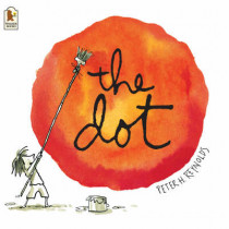 The Dot by Peter H. Reynolds, 9781844281695