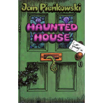 Haunted House by Jan Pienkowski, 9781844288748