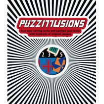 Puzzillusions by Archimedes' Laboratory, 9781844420643