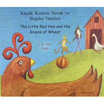 The Little Red Hen and the Grains of Wheat in Turkish and English by L. R. Hen, 9781844442164
