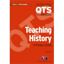 Teaching History in Primary Schools by Pat Hoodless, 9781844451401