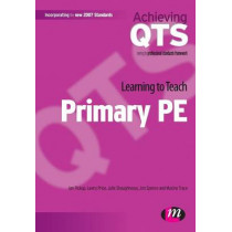 Learning to Teach Primary PE by Ian Pickup, 9781844451425