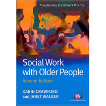Social Work with Older People by Karin Crawford, 9781844451555