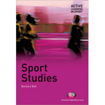 Sport Studies by Barbara Bell, 9781844451869