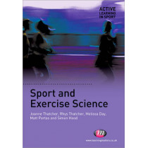 Sport and Exercise Science by Joanne Thatcher, 9781844451876