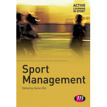 Sport Management by Karen Bill, 9781844452637
