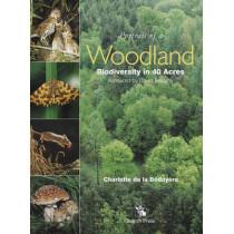 Portrait of a Woodland by Charlotte de la Bedoyere, 9781844480135