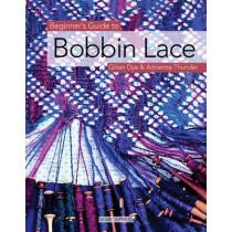 Beginner's Guide to Bobbin Lace by Gilian Dye, 9781844481088