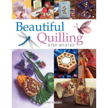 Beautiful Quilling Step-by-Step by Diane Boden, 9781844485109