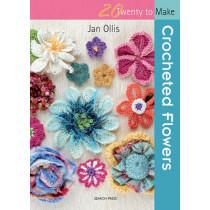 20 to Crochet: Crocheted Flowers by Jan Ollis, 9781844487066