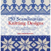 150 Scandinavian Knitting Designs by Mary Jane Mucklestone, 9781844489343
