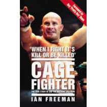 Cage Fighter by Ian Freeman, 9781844546206
