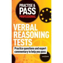 Practise & Pass Professional: Verbal Reasoning Tests by Alan Redman, 9781844552450