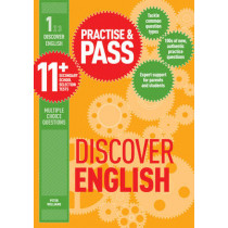 Practise & Pass 11+ Level One: Discover English by Peter Williams, 9781844552573