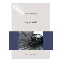 Night Mail by Scott Anthony, 9781844572298