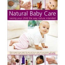 Natural Baby Care by Kim Davies, 9781844763658