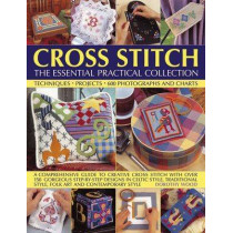 Cross Stitch by Dorothy Wood, 9781844765546