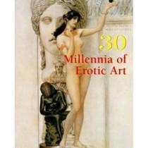 30 Millennia of Erotic Art by Hans-Jurgen Dopp, 9781844848324