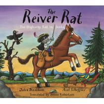 The Reiver Rat by Julia Donaldson, 9781845029968