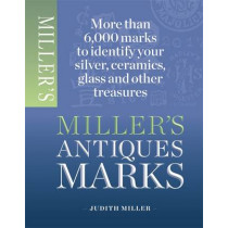 Miller's Antiques Marks by Judith Miller, 9781845337988