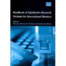 Handbook of Qualitative Research Methods for International Business by Rebecca Piekkari, 9781845424343
