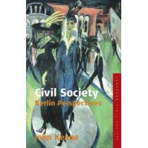 Civil Society: Berlin Perspectives by John Keane, 9781845450649