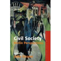 Civil Society: Berlin Perspectives by John Keane, 9781845453572